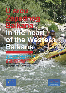 In the heart of the Western Balkans