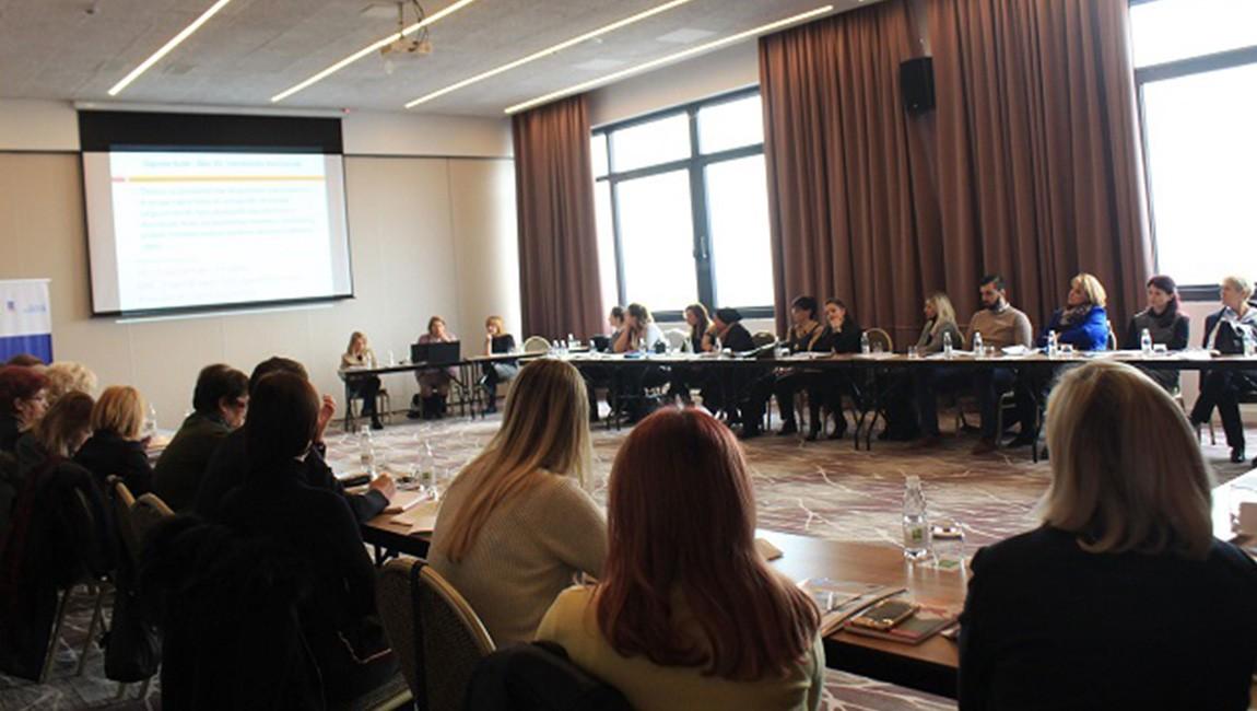 """Predstavljen dokument """"Politika Sigurne mreže o pružanju održivih usluga žrtvama rodno zasnovanog nasilja i nasilja u porodici u skladu sa Instanbulskom konvencijom"""""""