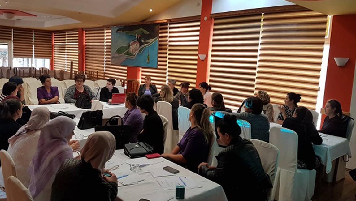 Dvodnevni trening: Budućnost za preživjele žrtve seksulanih nasilja ratnih zločina