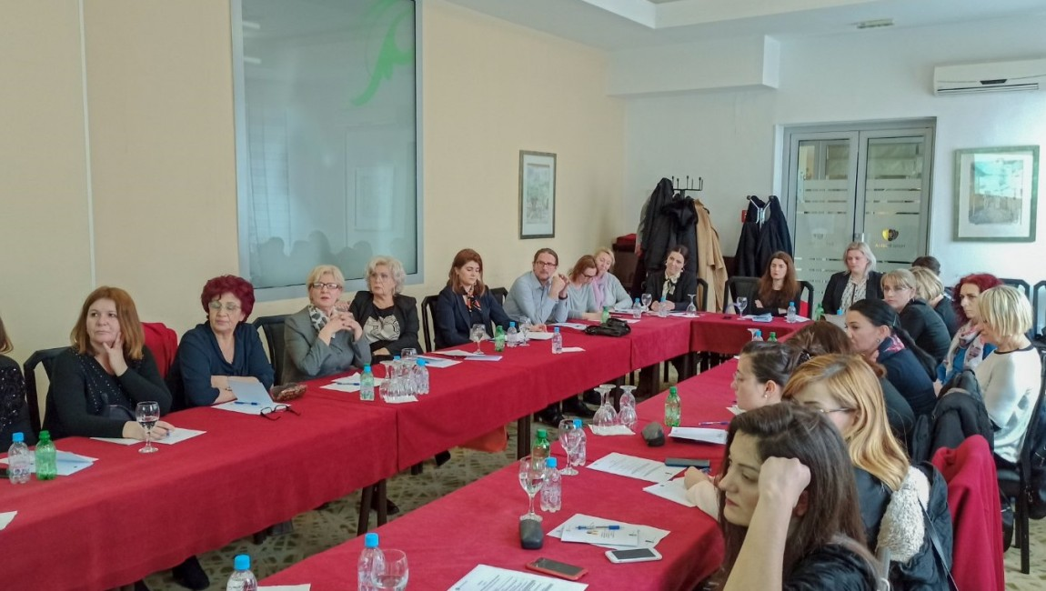"Round table ""Challenges in the field of human rights and freedoms in Bosnia and Herzegovina"" held"