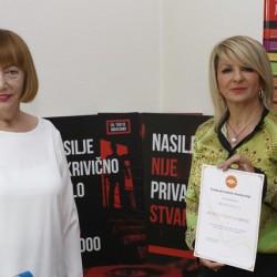 Obilježen Međunarodni dan podrške žrtvama nasilja u Sarajevu