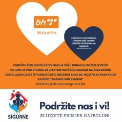 Širi se krug podrške za Fond »Zajedno smo sigurne«